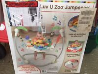 Baby Jungle Jumperoo - £25