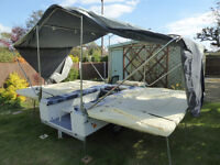 Large Trailer Tent Cabanon Stellar L in excellent condition