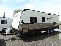 SENIORS SALE! 4 person RV trailer at $34/wk!