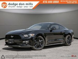2017 Ford Mustang Ecoboost Premium Coupe | Leather | Automatic |
