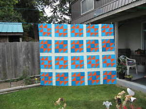 2 Quilt Tops - Unfinished -  $49 each