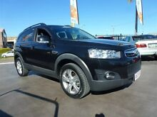 2012 Holden Captiva CG Series II 7 CX (4x4) Black 6 Speed Automatic Wagon Strathpine Pine Rivers Area Preview