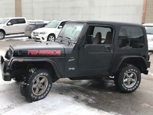 1997 Jeep TJ 4.0L Automatic- AS IS