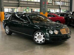 2008 Bentley Continental 3W Flying Spur Sedan 4dr Spts Auto 6sp 4WD 6.0TT [MY09] Green Port Melbourne Port Phillip Preview