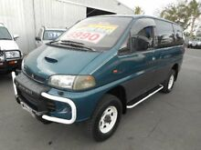 1994 Mitsubishi Delica EXCEED P25W Green Automatic Van South Plympton Marion Area Preview
