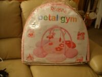 Red Kite petals activity play gym for a baby girl - new sealed