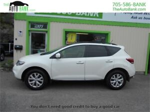2014 Nissan Murano SL AWD| MOONROOF! LEATHER! HEATED SEATS!