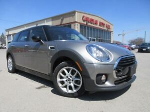 2017 MINI Cooper Clubman ROOF, HTD. SEATS, BT, ALLOYS, 41K!