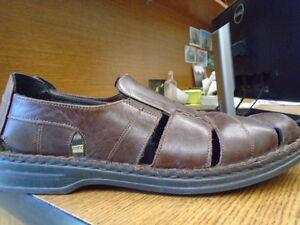 Josef Steibel Men's Brown Casual summer shoes/sandals