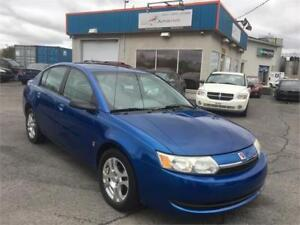 SATURN ION MIDLEVEL 2004 AUTOMATIQUE/ AC / MAGS / TOIT OUVRANT !