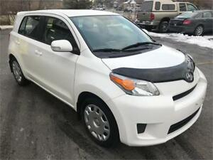 2013 Scion XD 4 CYLINDER/90397kms /CERTIFIED