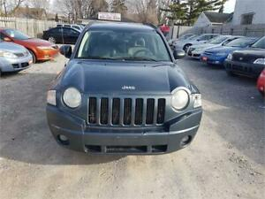"2007 JEEP COMPASS AUTOMATIC GOOD RUNNING CONDITION ""AS IS"""