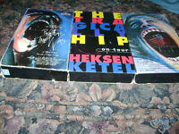 THREE VHS TAPES TWO COPIES OF THE WALL