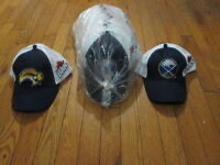 Brand New Buffalo Sabres Hats Wholesale .50 cents each when you