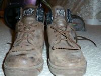 Ropers Horse Shoes Sz 3