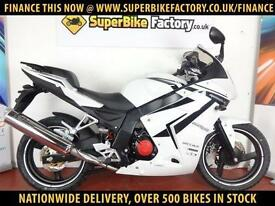 2016 DAELIM ROADSPORT 125CC SPECIALISTS IN GOOD/POOR CREDIT