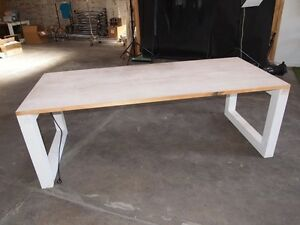 Timber Desk or Dining Table Brunswick Moreland Area Preview