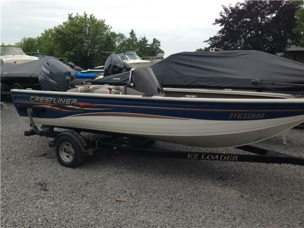 Used 2006 Crestliner 1750 Fish Hawk