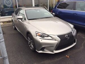 2015 Lexus IS 350 F Sport 3