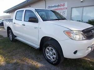 2006 Toyota Hilux Ute Mount Louisa Townsville City Preview