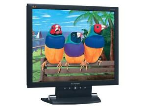 "Viewsonic VA902B 19"" Computer Monitor Screen Display LCD TFT 5:4"