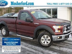 2016 Ford F-150 XLT 4x4 Regular Cab Styleside 141.0 in. WB