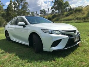 2019 Toyota Camry ASV70R SX Frosted White 6 Speed Sports Automatic Sedan Oakey Toowoomba Surrounds Preview