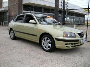 2005 Hyundai Elantra XD MY05 FX 2.0 HVT Green 4 Speed Automatic Hatchback Wangara Wanneroo Area Preview