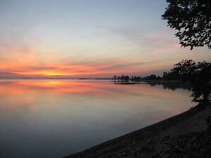PRIME WATERFRONT LOTS – A GREAT PLACE TO RETIRE!