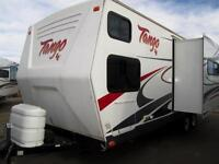24 FT 2011 PACIFIC COACHWORKS TANGO 249 BHRS – LE TRAVEL TRAILER