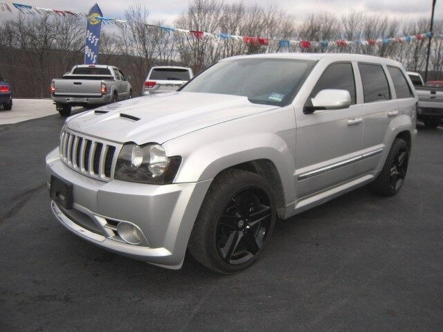 2007 grand cherokee srt8 4wd hemi auto leather. Black Bedroom Furniture Sets. Home Design Ideas
