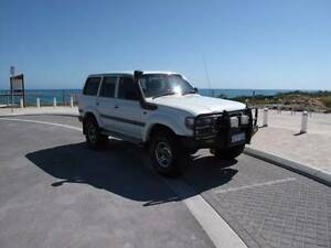 1997 Toyota LandCruiser 80 series Butler Wanneroo Area Preview