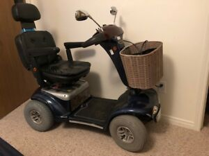 Shoprider Electric Scooter - New tires and battery