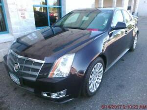 2008 Cadillac CTS w/1SB  Leather Seats Local Trade! Clean Title!