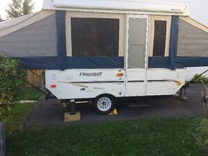 MUST GO! 2010 Flagstaff Tent Trailer WILL PAY WNTER STORAGE FEE
