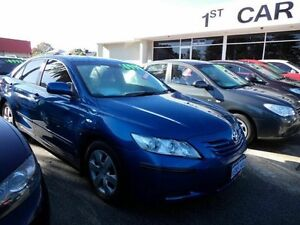 2007 Toyota Camry Auto 127000KMS Blue 4 Speed Automatic Sedan Victoria Park Victoria Park Area Preview