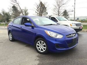 2012 Hyundai Accent GL Sedan LOADED, ECO.