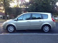 Automatic Renault grand scenic 7 seater not Citroen, Vauxhall, Toyota, BMW, ford, Mercedes