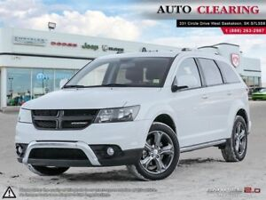 2015 Dodge Journey Crossroad / AWD