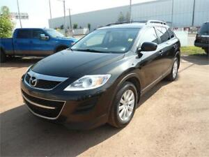 2010 Mazda CX-9 GT-SUNROOF-LEATHER-AWD-7 PASSENGER-ONE OWNER
