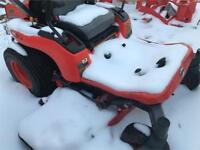 Kubota ZD221 Zero-Turn Mower Brandon Brandon Area Preview