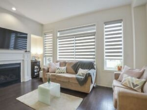BRAND NEW Freehold Townhouse By Mount Pleasant Go Station!