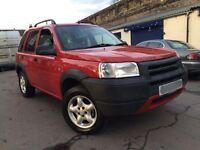 Land Rover Freelander 2.0 TD4 Serengeti 5dr AUTOMATIC DIESEL CLEAN CAR+4X4+INVOICES