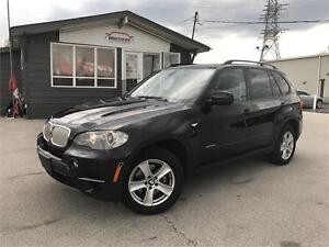 2011 BMW X5 35d|NAV|360CAM|PANO|LEATHER|NO ACCIDENTS