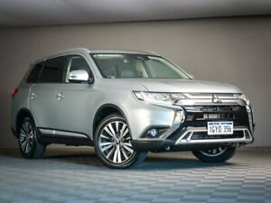 2019 Mitsubishi Outlander ZL MY19 LS 2WD Silver 6 Speed Constant Variable Wagon