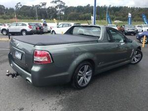 2013 Holden Ute Grey Manual Utility
