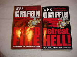10 Books by W>E>B> Griffen