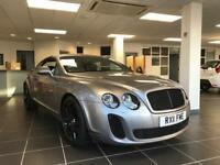 Bentley Continental Supersports Supersports PETROL AUTOMATIC 2011/11