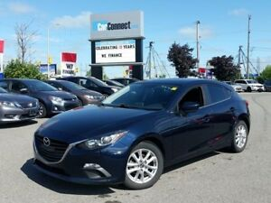 2015 Mazda MAZDA3 GS ONLY $19 DOWN $57/WKLY!!