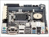 Asus Z97 mini-ITX motherboard - Socket 1150 with original box and cables - manual!